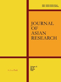 Journal of Asian Research